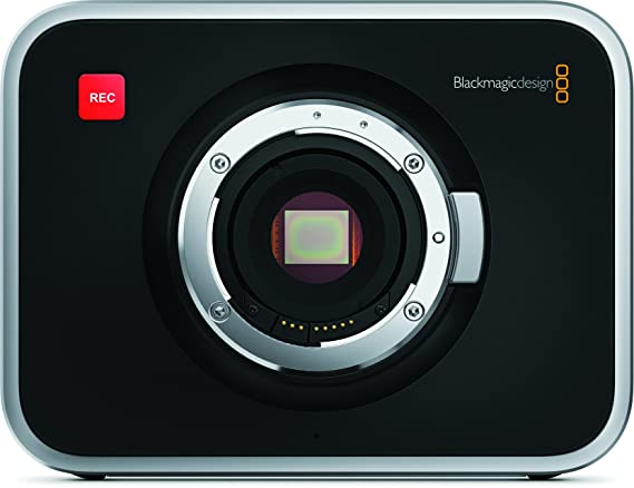 Review Blackmagic Design Cinema Camera