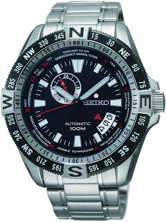 [セイコー]SEIKO 腕時計 SUPERIOR AUTOMATIC スーペリア オートマチック SSA095K1 メンズ [逆輸入]