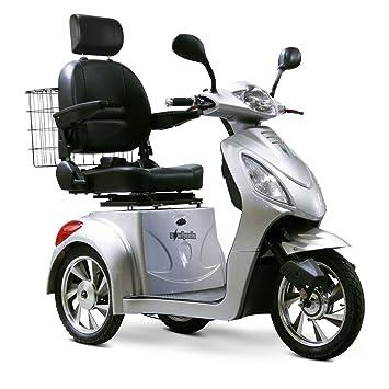 Amazon.com: e-wheels – ew-36 – Patinete de tamaño completo 3 ...