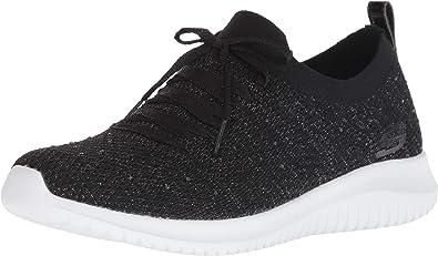 Skechers Damen Ultra Flex Strolling Out Sneaker, Ros: Amazon n3rMB