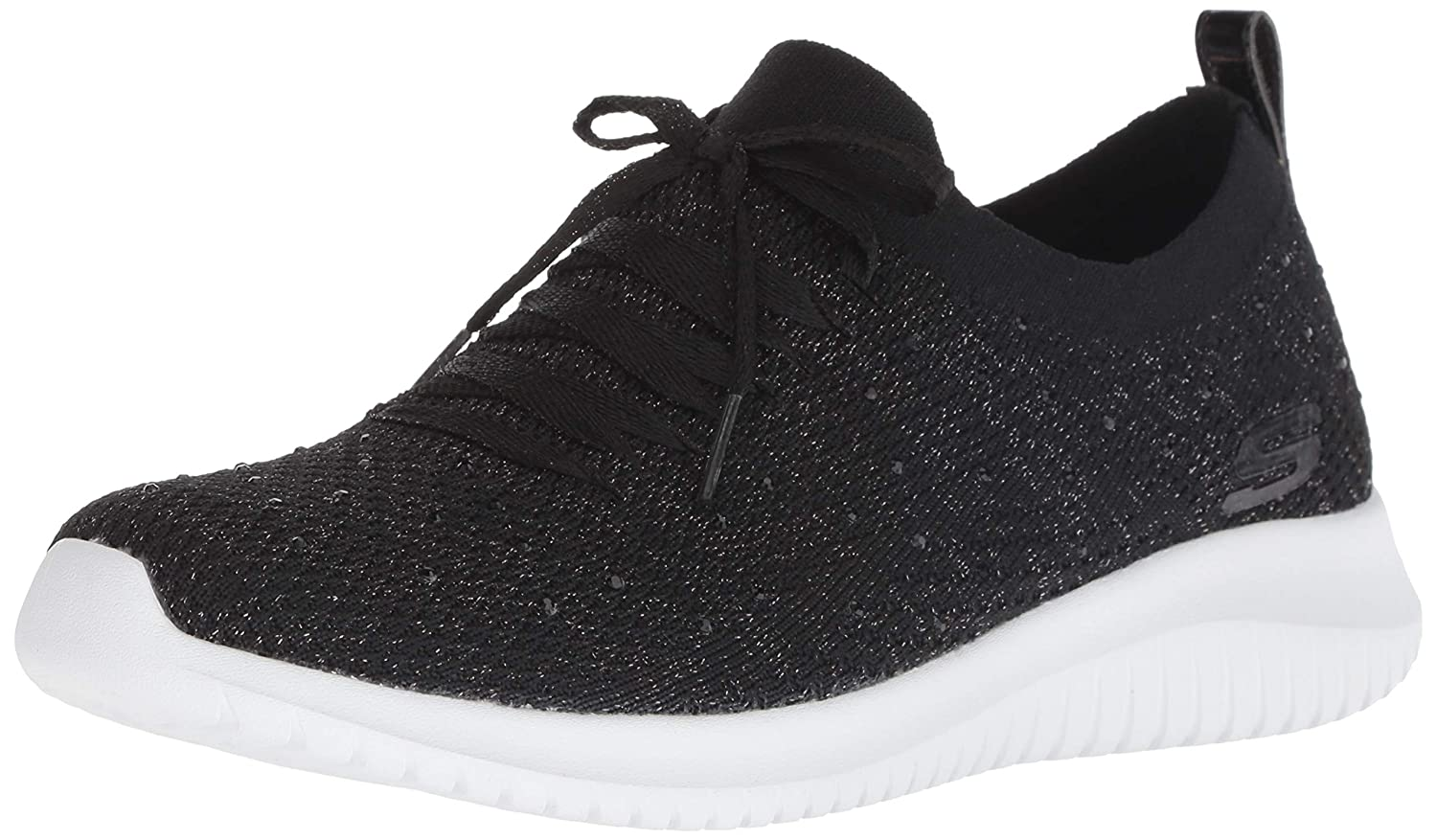 Black Skechers Women's Ultra Flex Sneaker