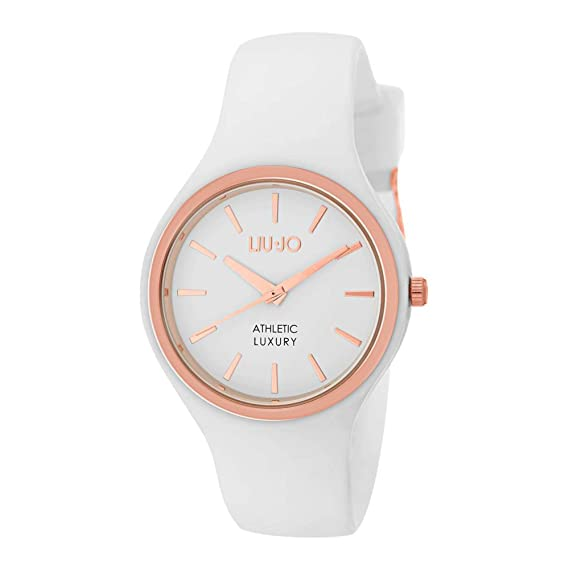 orologio solo tempo donna Liujo Sprint casual cod. TLJ1141  Amazon.it   Orologi 1d38e6b5b63