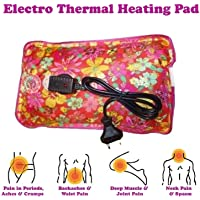 D boril Electrothermal Hot Water Bag For Pain Relief (Multi Color) …