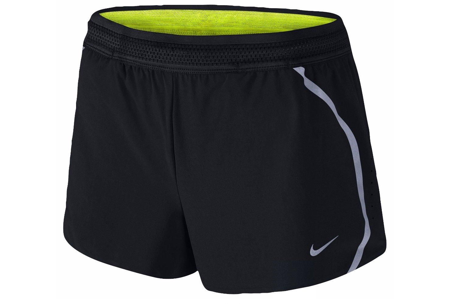 """2"""" 719564--010 Ladies NIKE AEROSWIFT Running Shorts Size Medium"""