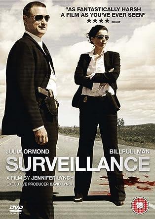 Surveillance [DVD] [2008]: Amazon co uk: Pell James