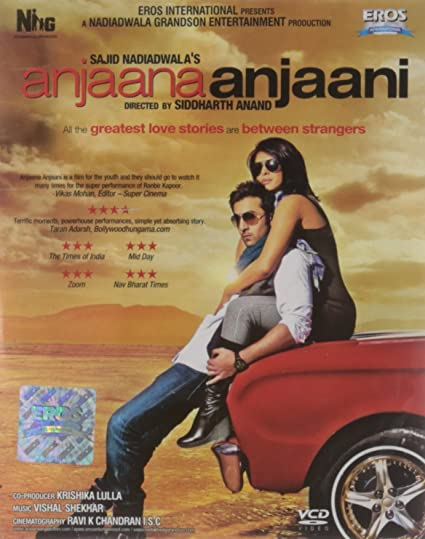 Amazon In Buy Anjaana Anjaani Dvd Blu Ray Online At Best Prices In