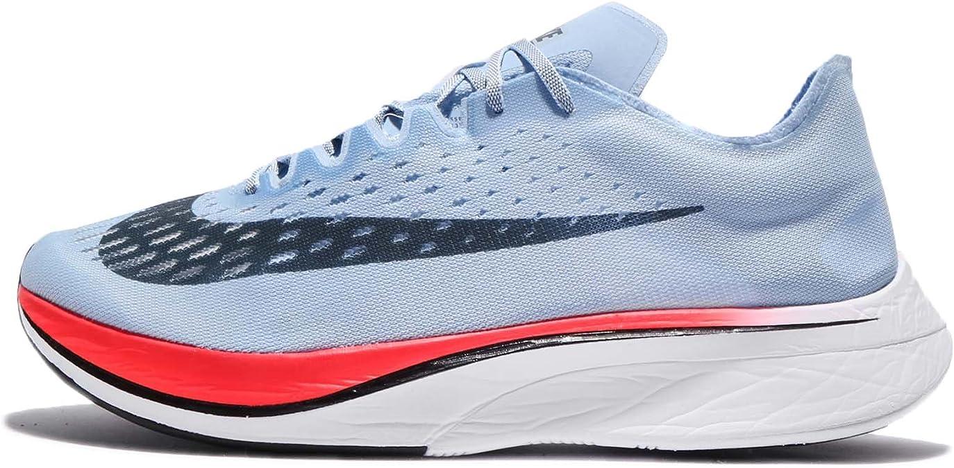 Nike Zoom Vaporfly 4%, Zapatillas de Trail Running Unisex Adulto, Multicolor (Ice Blue/Blue Fox/Bright Crimson 401), 42.5 EU: Amazon.es: Zapatos y complementos