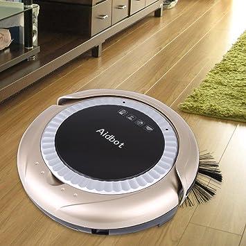 Robot aspirador Silencioso limpiador de suelos automático ...