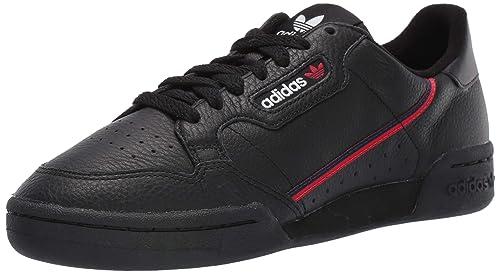 2018 shoes release date: save off adidas Originals Herren Continental 80 Turnschuh, Black ...