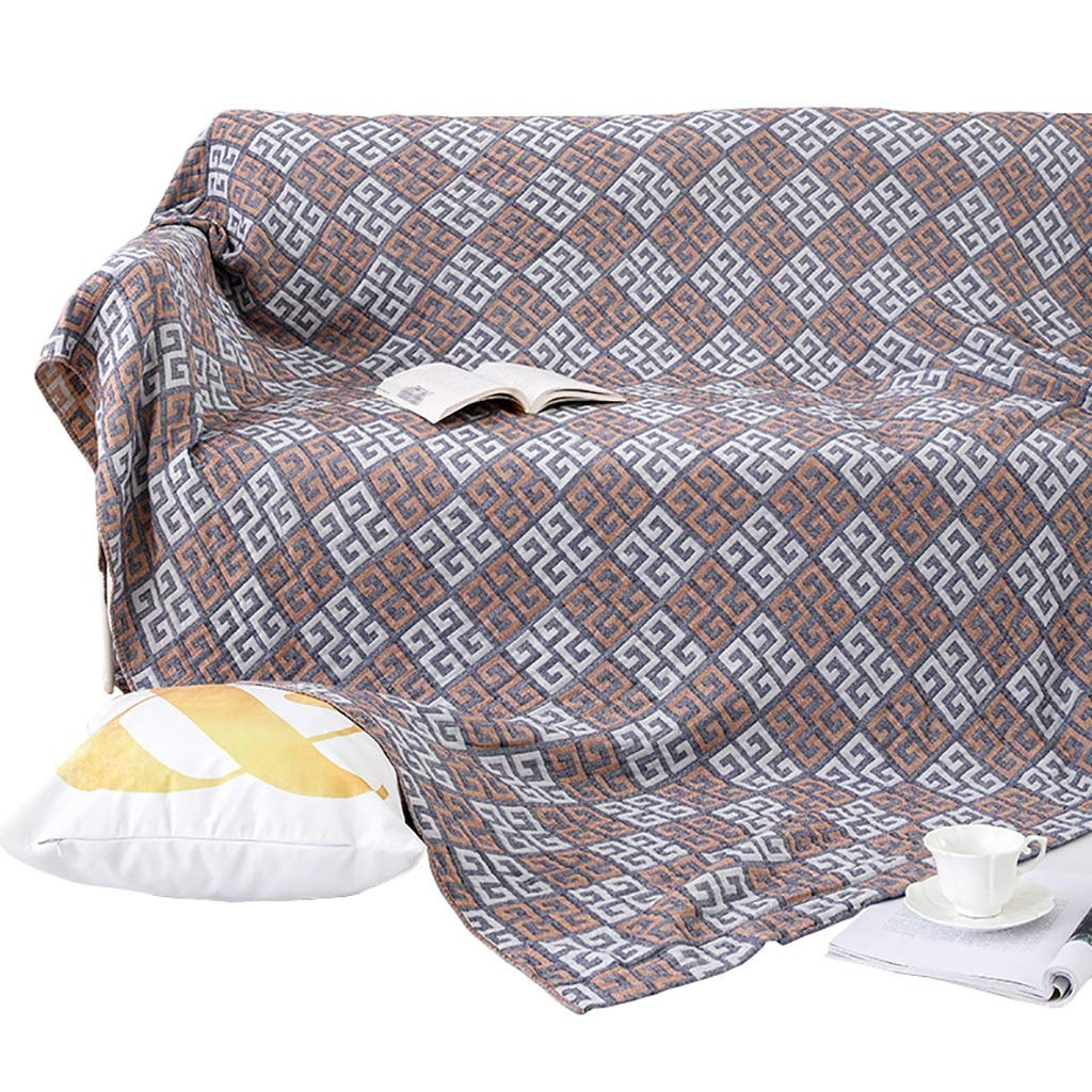 ソファカバー ソファータオル四季一般的な味方されたソファー毛布シングルまたはダブルソファーカバーに適した防塵ソファー布 (サイズ さいず : 200×230cm) 200×230cm  B07PT3WG8J