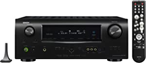 Denon AVR1910 7.1-Channel Multi-Zone Home Theater Receiver with 1080p HDMI Connectivity (Discontinued by Manufacturer)