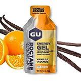 GU Roctane Energy Gel 24 geles x 32 gr - Sabor - Vainilla-Naranja