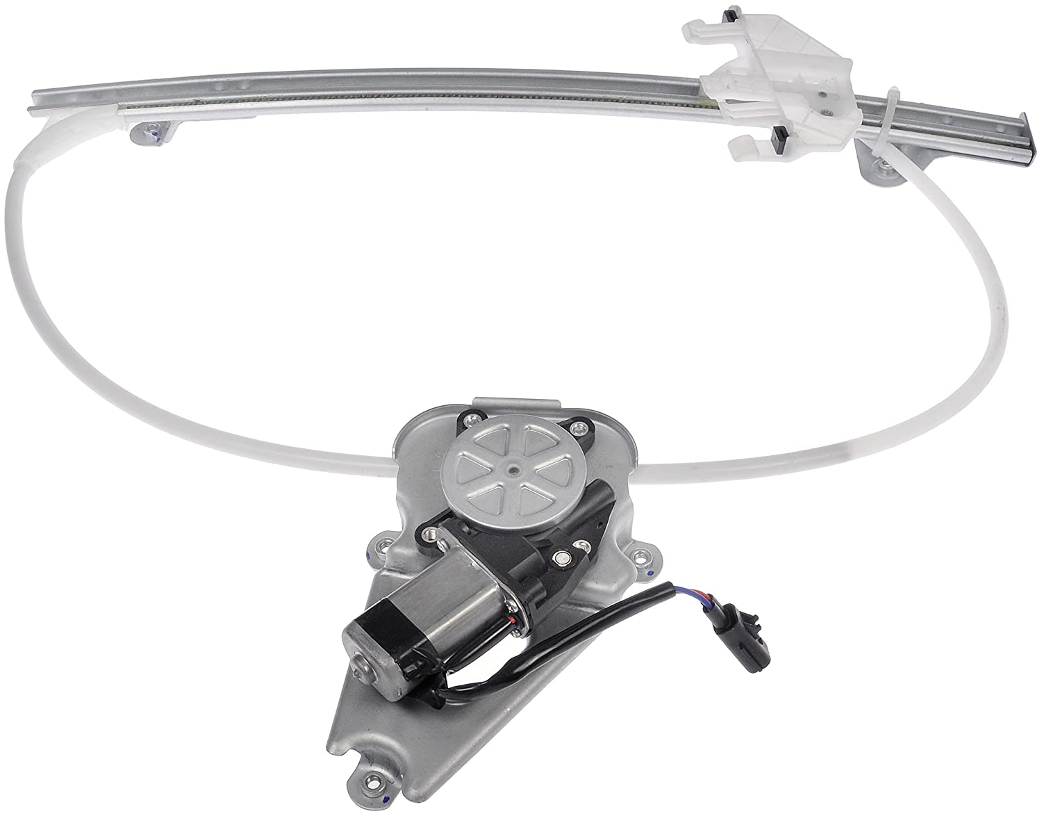 Dorman 748-575 Front Driver Side Power Window Regulator and Motor Assembly for Select Jeep Models