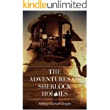 The Adventures of Sherlock Holmes by Arthur Conan Doyle illustrated edition