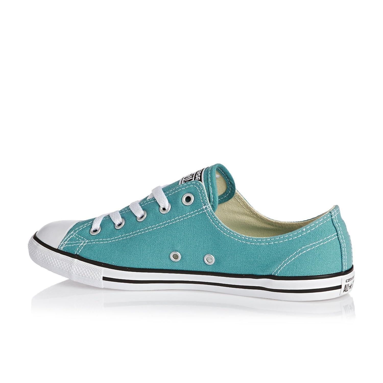 Converse Schuhes - Star Converse All Star - Dainty Schuhes - Aegean Aqua/schwarz/Weiß - faa0c3