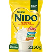 Nestlé Nido Fortified Milk Powder, 2.25 kg