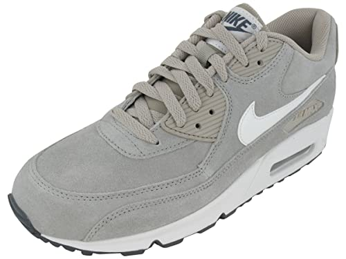 best loved 19c5a c75df Nike Mens Air Max 90 Essential Stone Sail 537384-099 13 Beige