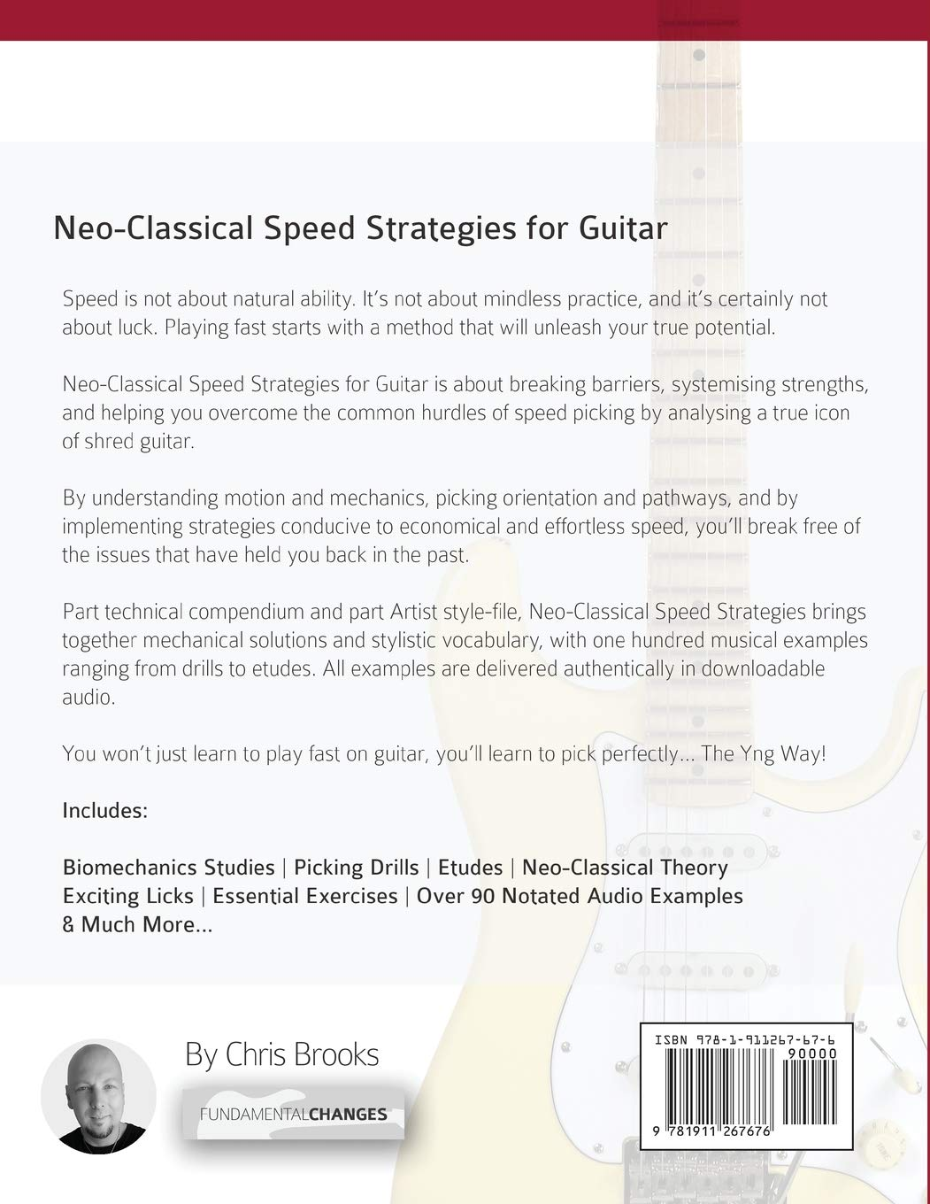 Neoclassical Speed Strategies for Guitar: Master Speed Picking for Shred Guitar & Play Fast - The Yng Way!: Amazon.es: Chris Brooks, Joseph Alexander: ...