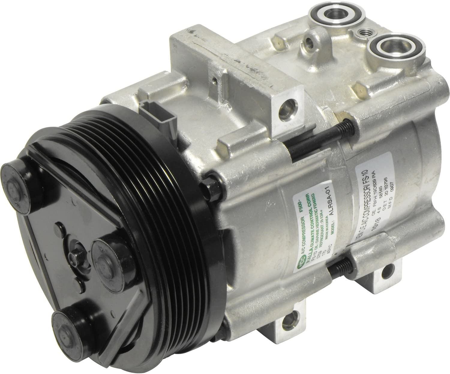 UAC CO 101450C A//C Compressor