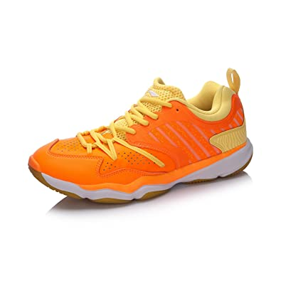 LI-NING Ranger TD Men s Professional Anti-Slip Badminton Training Sports  Shoes AYTM081- efaf585d2