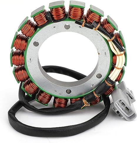 Artudatech Motorrad Magneto Stator Spule Moto Magneto Generator Motor Stator Ladespule Zündgenerator Für Kawasa Ki Mule 3000 Mule 3010 Mule 3020 01 08 Auto