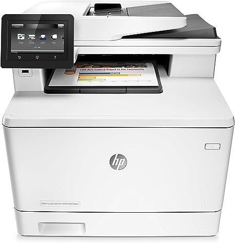 Amazon.com: Impresora todo en uno a color LaserJet Pro ...