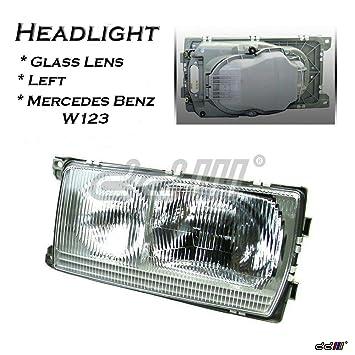 Amazon Com Head Light Suit Mercedes Benz W123 200d 230e Headlight