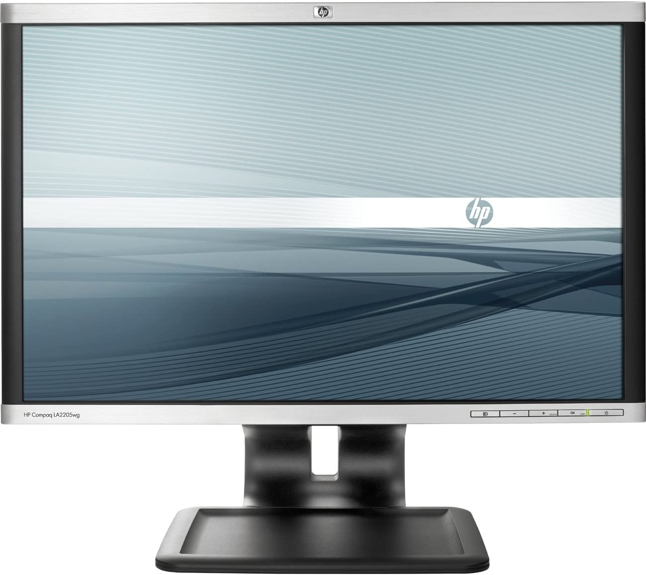 HP LA2205WG LCD Monitor.