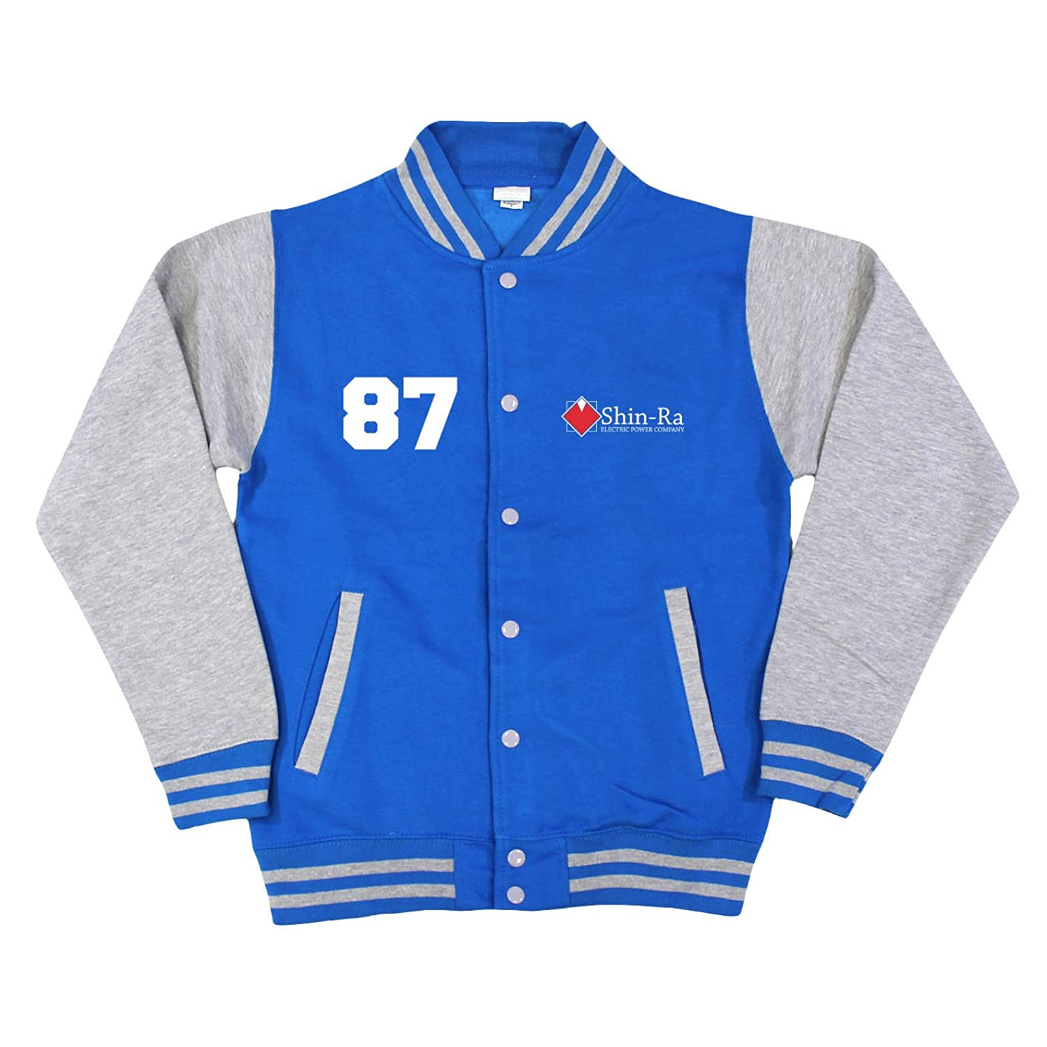 FINAL FANTASY: SHIN RA WINGS Unisex Varsity Jacket