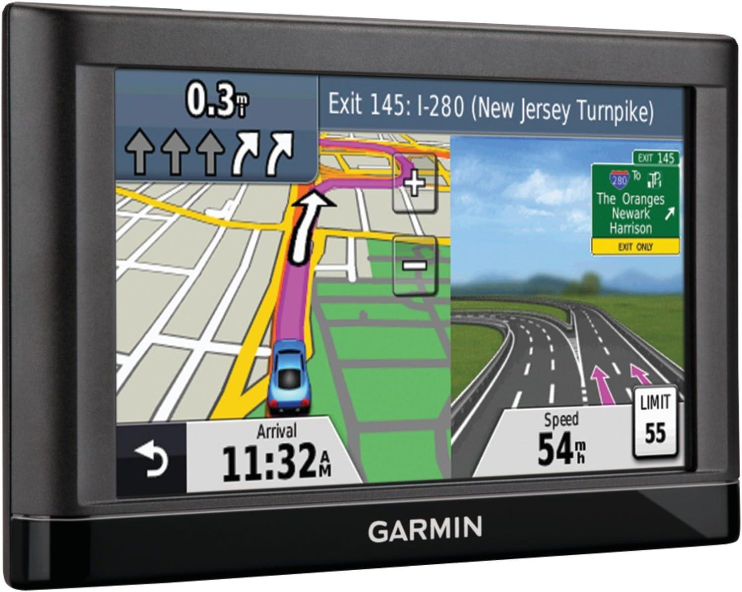 Garmin Nuvi 52 Canada Map Download Amazon.com: Garmin nüvi 52LM 5 Inch Portable Vehicle GPS with
