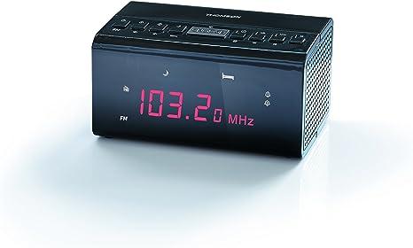 Thomson CR50 Rádio Reloj: Amazon.es: Electrónica