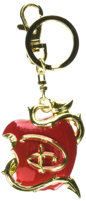 Disney Descendants Logo Colored Pewter Key Ring