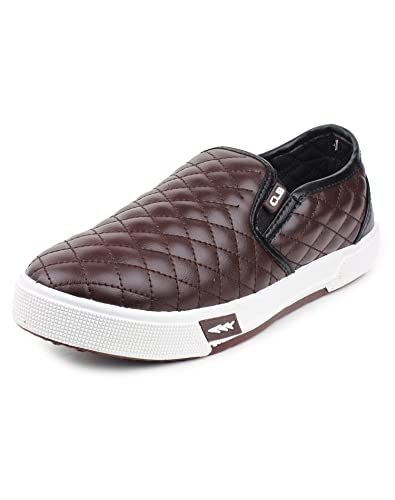 Columbus Sneakers Brown Casual Shoes affordable online ZZCUBO0zKU