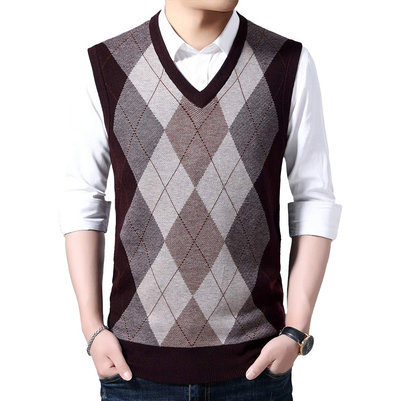 Sleeveless Jumpers & Knitted Gilets Clothing Biutimarden