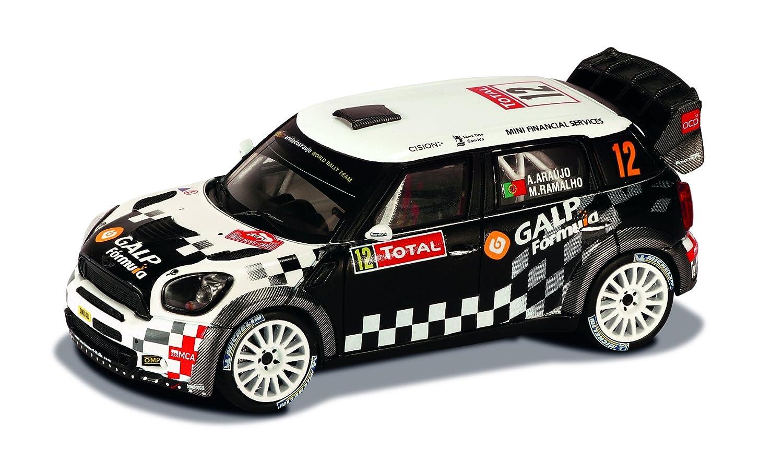 Scalextric 1:32 Scale Mini Countryman WRC Slot Car: Amazon.co.uk ...