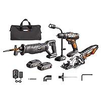 Deals on WORX WX943L 20V Cordles Drill Driver