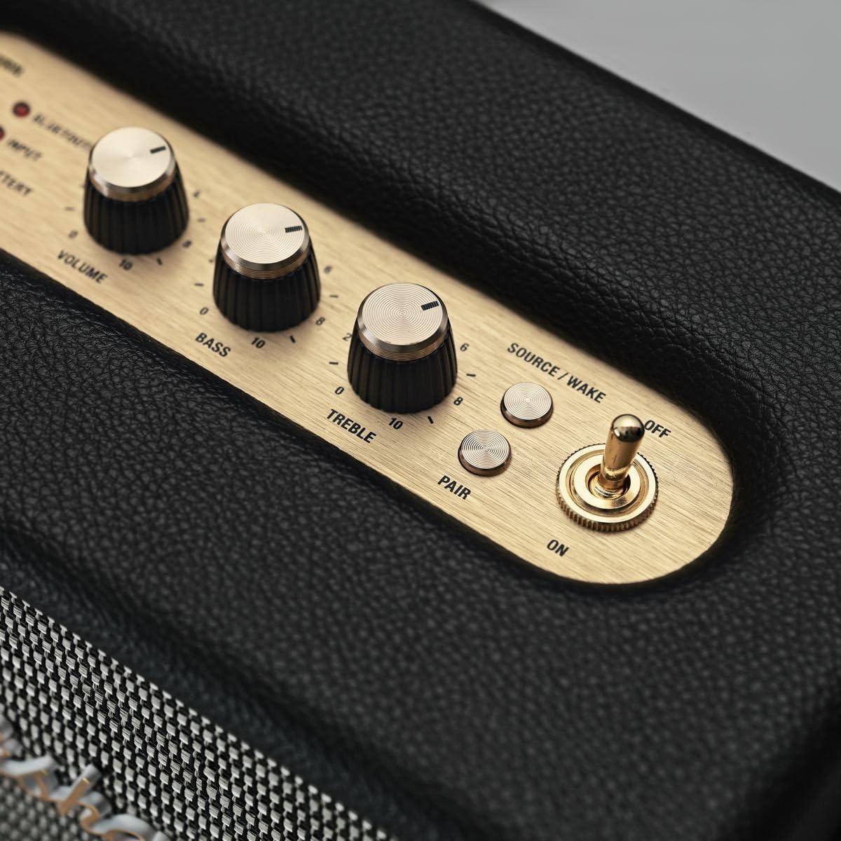 Marshall Kilburn - Altavoz portátil (100 DB, 70 W, Bluetooth ...