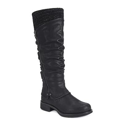 66f4de3a1073 MUK LUKS Women s Bianca Boots Fashion