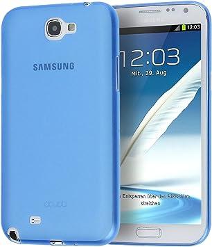 doupi UltraSlim Funda para Samsung Galaxy Note 2, Finamente Estera ...