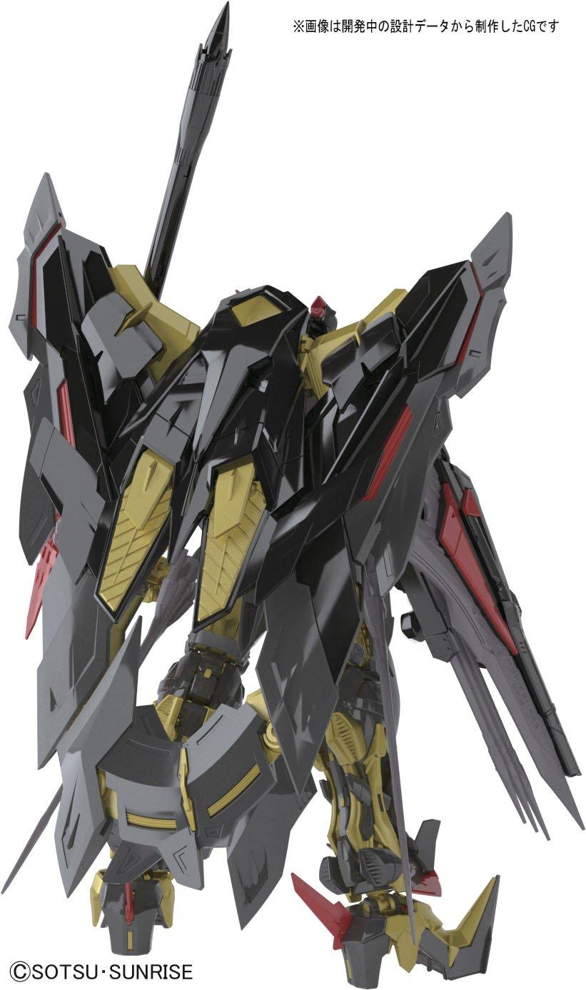 Bandai Hobby RG # 24 Gold Rahmen Amatsu Mina Gundam Seed Irre Model ...