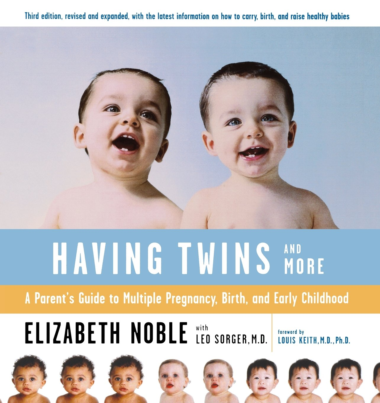 Read Online Having Twins And More: A Parent's Guide to Multiple Pregnancy, Birth, and Early Childhood pdf