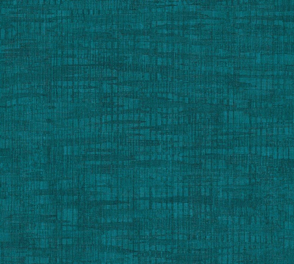 Livingwalls Vliestapete Revival Tapete Vintage Optik Ethno Look 10, 05 m x 0, 53 m blau Made in Germany 327353 32735-3