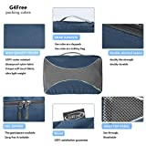G4Free Packing Cubes 6pcs Set Travel Accessories
