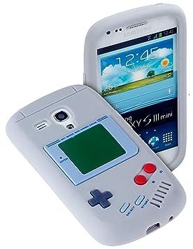 yayago Retro Gameboy Look - Carcasa de silicona para Samsung ...