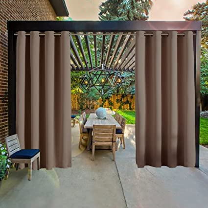 High Quality RHF Outdoor Blackout Curtains, Patio Curtains, Outdoor Curtain For Patio, Outdoor  Patio Curtains