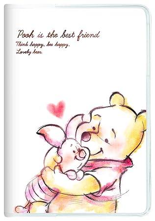 Kamio Japan Disney Winnie The Pooh Planificador de agenda ...