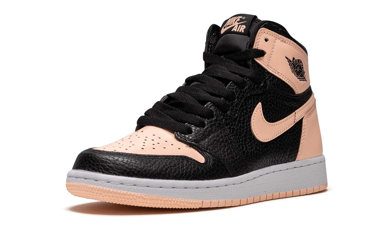 best value 21cf2 fda37 Amazon.com   Jordan Air 1 Retro High OG GS (Black Crimson Tint-White, 6.5Y)    Basketball