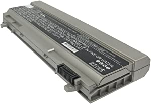 6600mAh Replacement for DELL Precision M4400, Precision M4500 Battery, P/N 0GU715, 0H1391, 0MP307