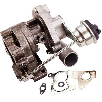 maXpeedingrods KP35 Turbo Turbocompresor para SCENIC DCI 1.5 DCI K9K-722 8200578317: Amazon.es: Coche y moto