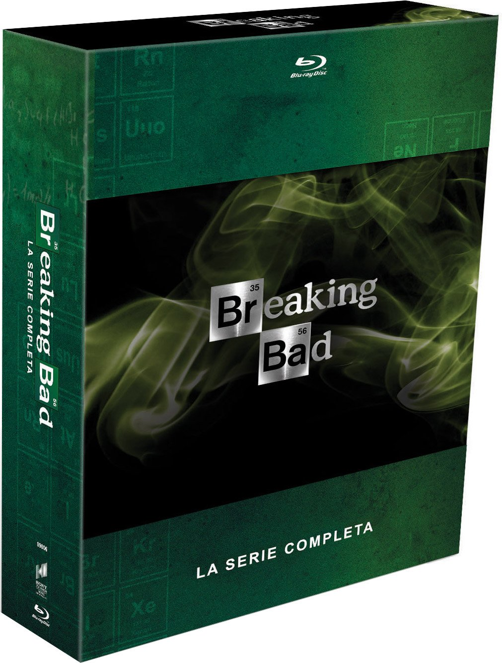 Breaking Bad - Temporadas 1-5 Caja Serie Completa Blu-ray: Amazon ...